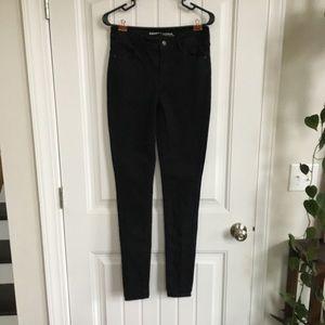 Black Tall Skinny Jeans